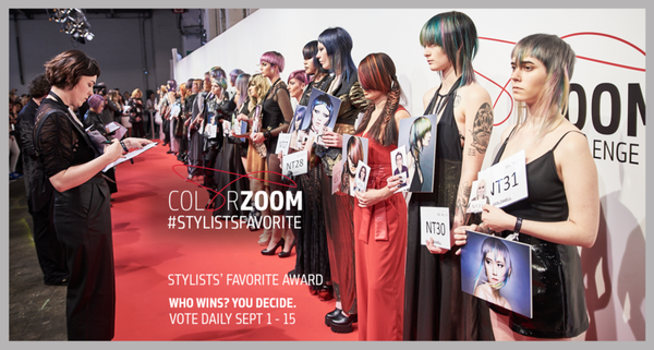 Goldwell Stylists' Favorite Award 2018