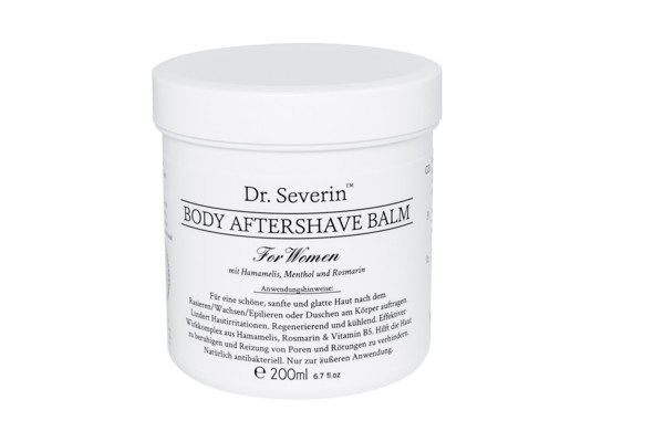 Dr. Severin Woman Body After Shave Balsam
